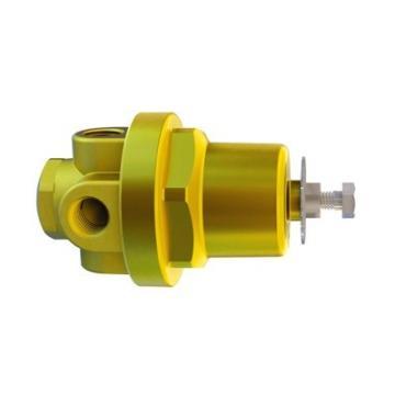 Vickers 2520V17A8-1CC22L Double Vane Pump